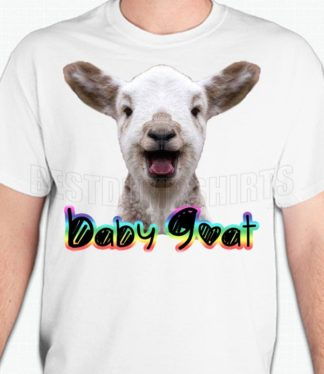 Baby Goat T-Shirt or Sweatshirt