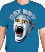 Bat Boy Blue T-Shirt or Sweatshirt