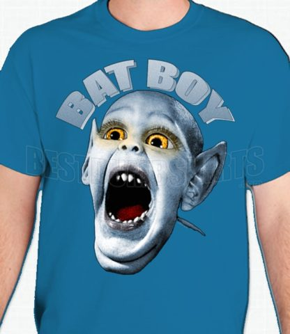 Bat Boy Blue T-Shirt or Sweatshirt