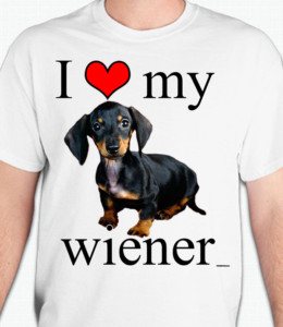 Dachshund T-Shirt or Sweatshirt