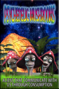 Psychedelic Mushrooms Poster